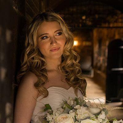 Bridal Hair by Lindsay