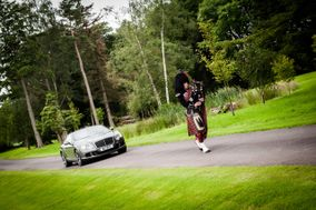 Grant Munro - Highland Bagpiper