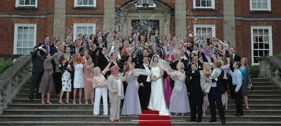 Bosworth Hall weddings