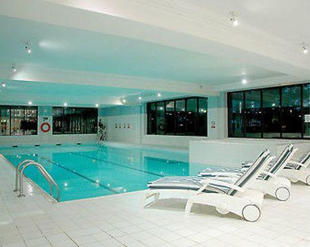 Bosworth Hall pool