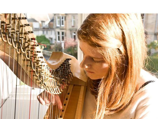 Fiona Rutherford - Scottish Harp