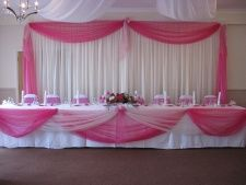 Backdrop Decoration for hire £100.00