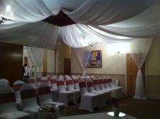 Ceiling Drapes from £20.00 per line