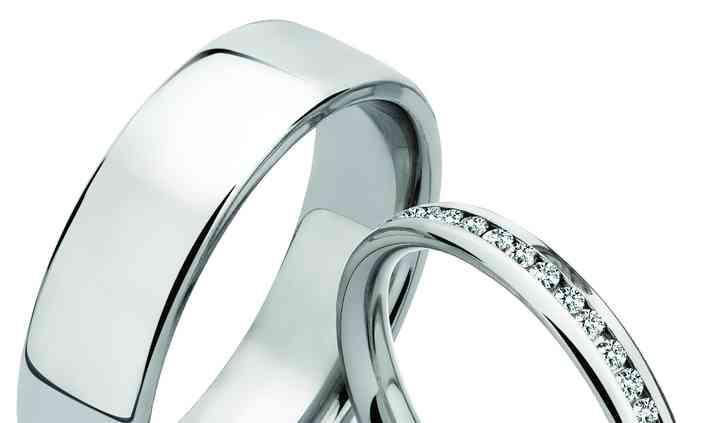 Gents and Ladies Wedding Rings