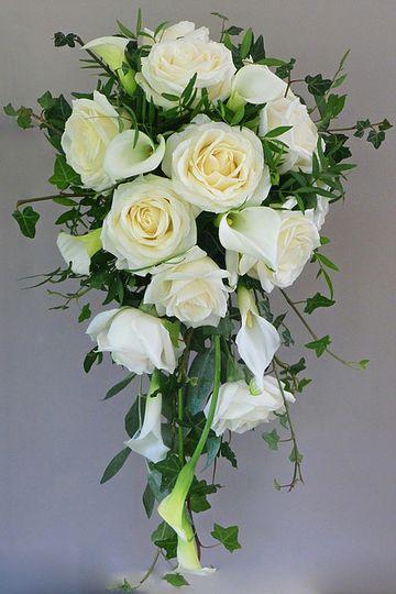 Rose & Calla Lily Bouquet