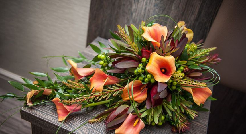 Bridal Bouquet by florry