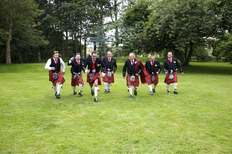 Scottish charge - Marshall Mea