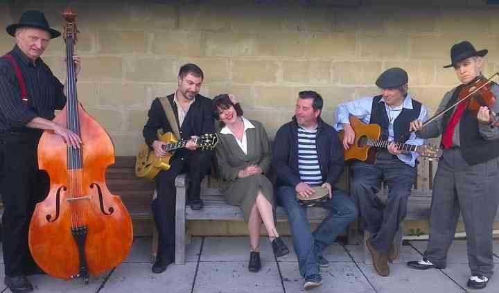 The Bootleg Swingband.