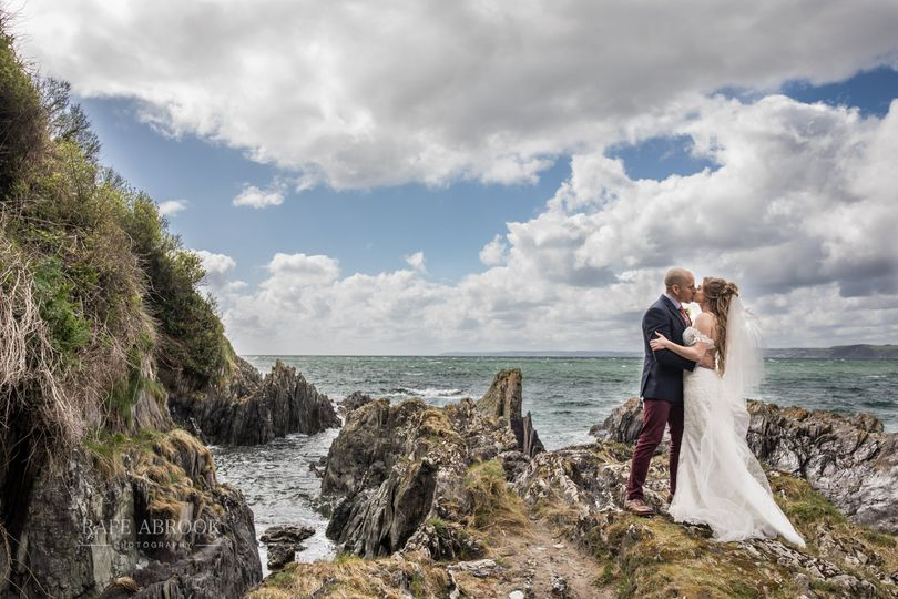 Romantic Cornish Cliffs