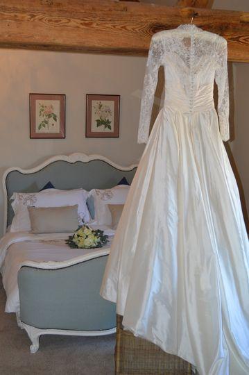 Beautiful Bridal Suite