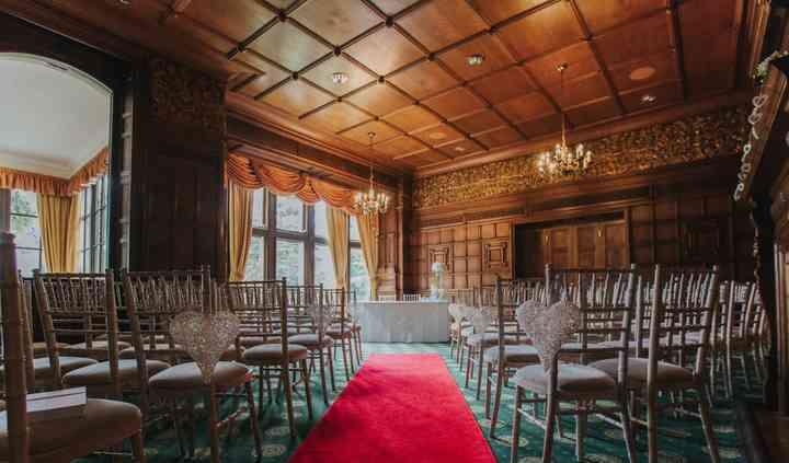 The Oak Room - Civil Ceremony