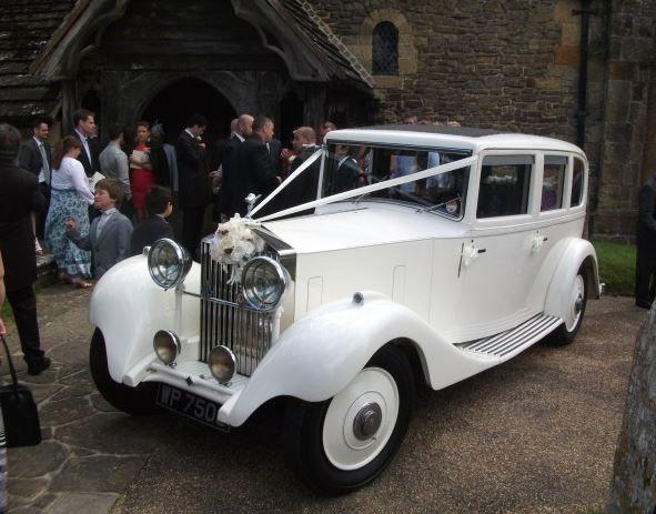 1934 Rolls Royce Limousine