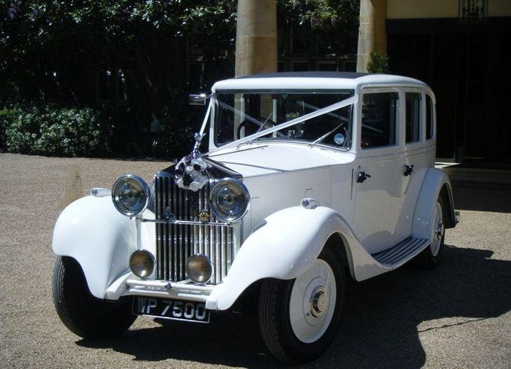 E&B Knight Wedding Car Hire