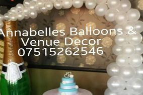 Annabelles Balloons & Venue Décor