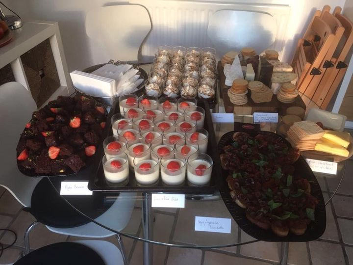 Food for your wedding
