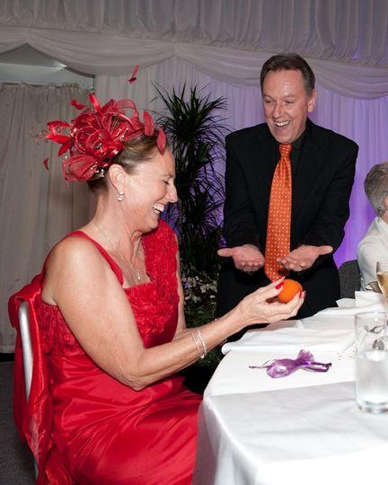 Stafford Wedding Magician