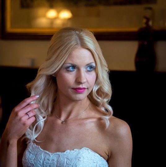 Gorgeous Bride...