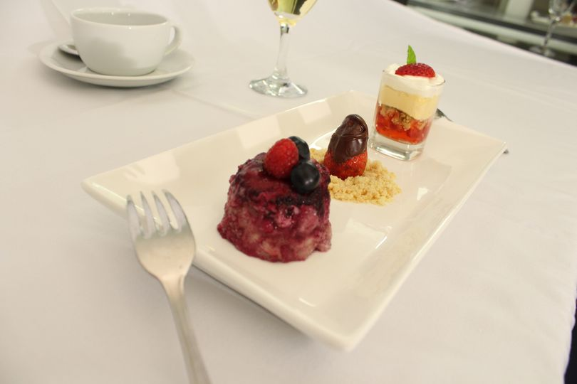 One of our Yummy Desserts