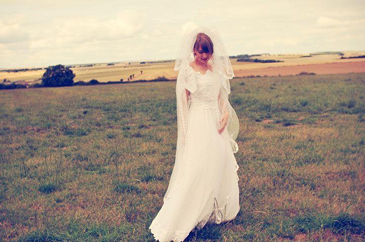 Vintage Boho Bride