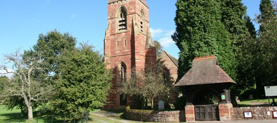 Hagley Hall Church