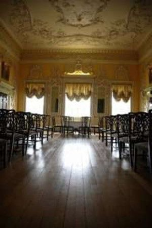 Hagley Hall ceremony room