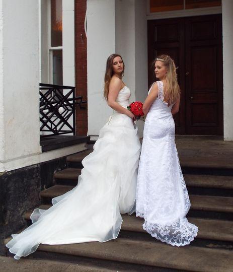 Photoshoot dresses