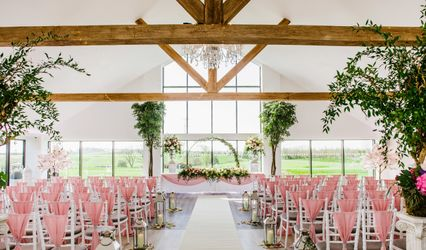 Staining Lodge Wedding Venue