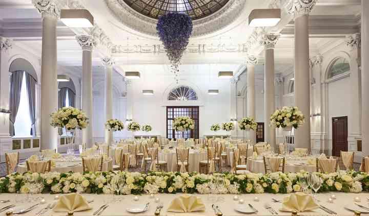 Kings Hall Wedding Breakfast