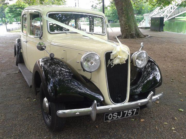 1938 Austin Windsor
