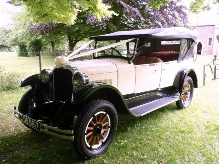1920 Dodge Tourer