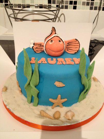 Personalised bespoke cakes