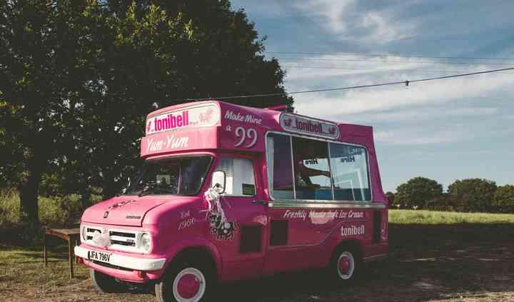 Tonibell Ice Cream Van Hire