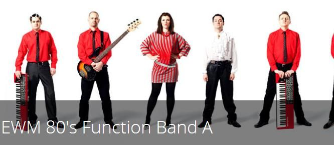 EWM 80's Function Band A