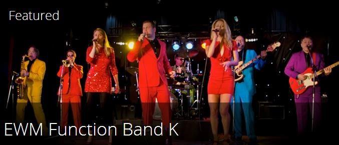 EWM 80's Function Band K
