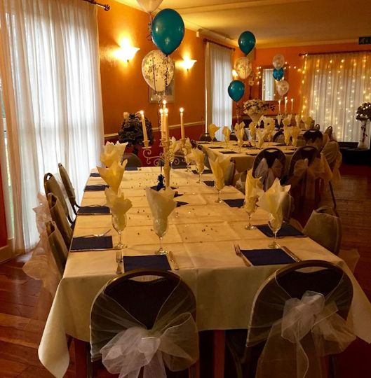 Wedding Reception Venues Hull: Louth Golf Club