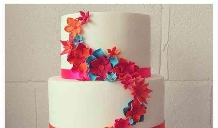 Mae Flower Cakes