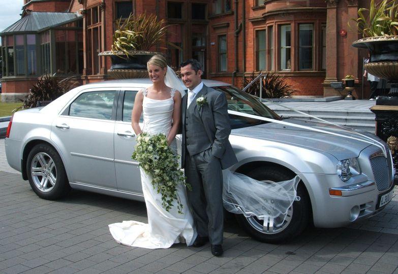 Chrysler at Slieve Donard