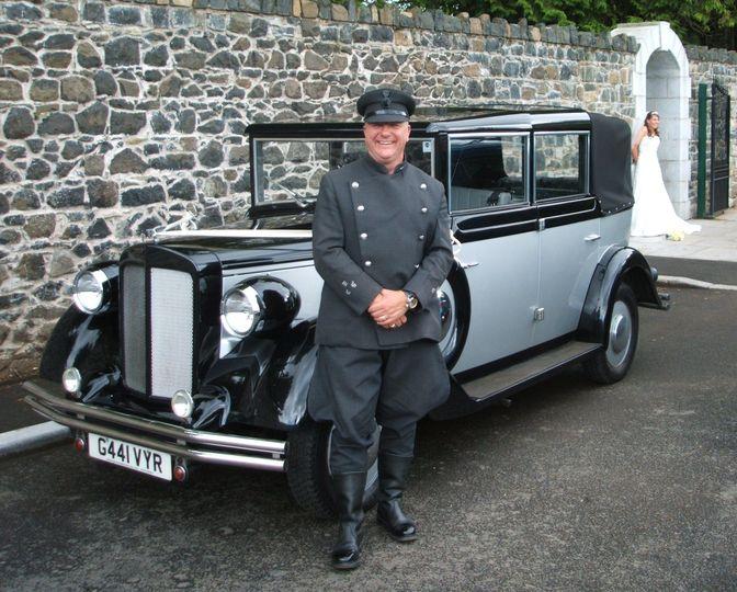Jim at Antrim Castle
