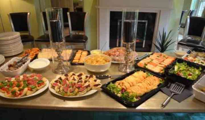 Cariad Catering Co