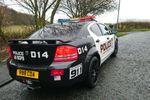 Dodge Avenger Police Car