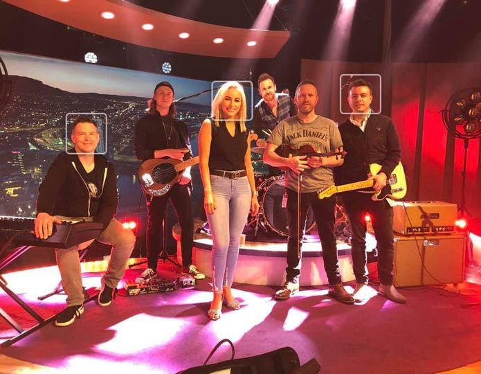 Cliona Hagan & Band