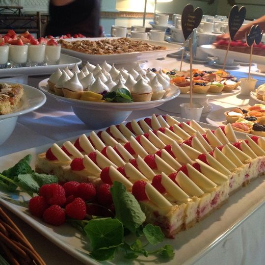 Mini Dessert Buffet
