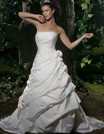Ellis bridal dress