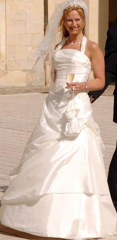 French designer wedding dress