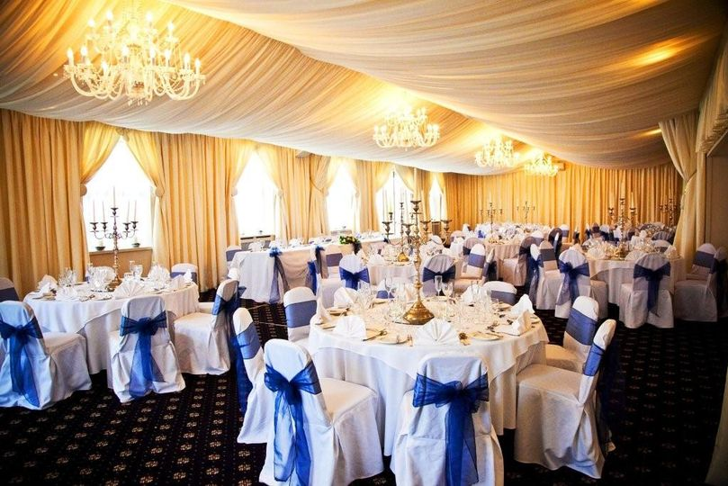 Marquee Venue Styling