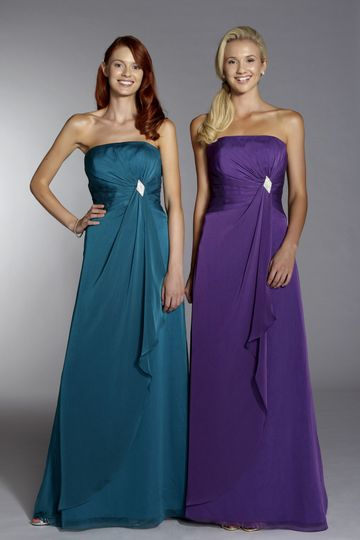 Tiffanys bridesmaid dresses