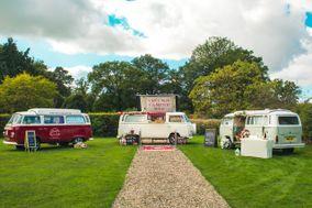 Vintage Camper Booths
