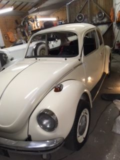 Our Classic VW Beetle
