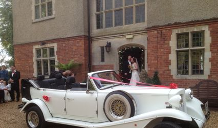 Heritage Classic Wedding Cars 1
