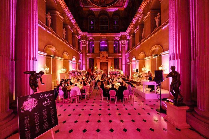 Blenheim Palace Wedding